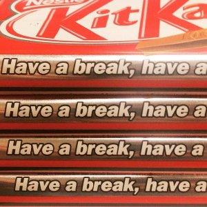 $1.4(原价$2.49)Nestlé KIT KAT 巧克力威化 21g 6块装 2种口味可选