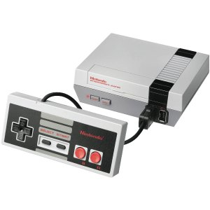 $79.96(原价$99.95)Nintendo Classic Mini NES 经典复刻游戏机