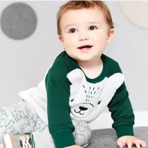 50% Off + Extra 20% Off $40+Ending Soon: Carter's Baby Sets Sale