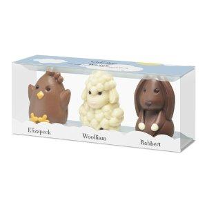 Hotel Chocolat满£30减£5小动物合集