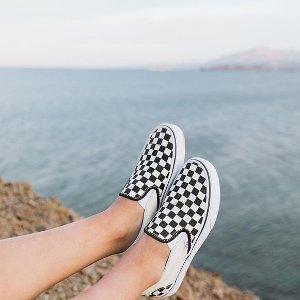 低至三折 $31收板鞋 这波大赚Vans 板鞋专场 多种款式 多种颜色 男女款 清新一夏