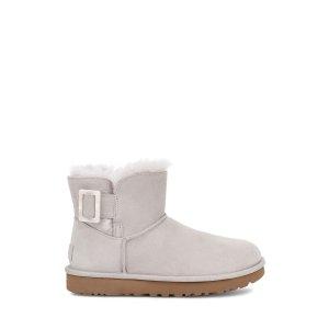 UGG方扣雪地靴