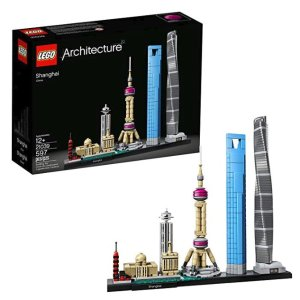 Up to 28% Off LEGO Architecture Toys @ Amazon