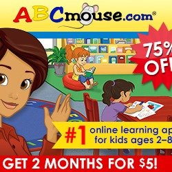 2 Months for only $5!@ABCMouse.com