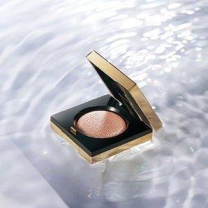 Bobbi Brown月光石眼影,粉质超细腻奢金单色眼影