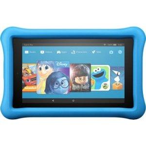 低至$59.99史低价:Amazon Fire 7 / HD 8 / HD 10 儿童版平板电脑全线促销