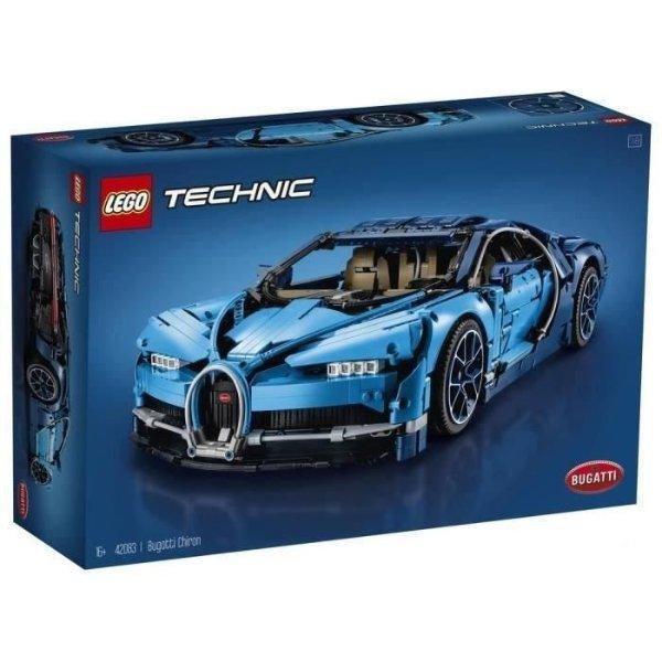 ® Technic 42083 布加迪威龙