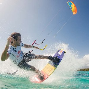 From $78Three-Hour Introductory Kitesurfing Lesson In LA