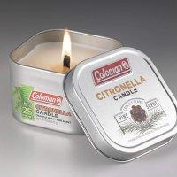 Coleman 香茅防蚊蜡烛 3种香味可选