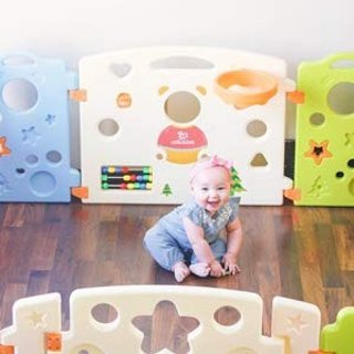As low as $131.99Amazon Playpen Activity Center for Babies and Kids