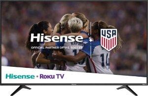 $399.99海信 Hisense 65吋 4K 超高清 HDR Roku智能电视
