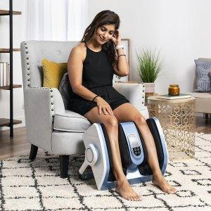 $88.99(原价$142.99)全自动加热指压足疗机 小腿也能按到 帮助消水肿