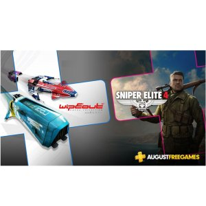 FreeSniper Elite 4 and WipEout Omega Collection