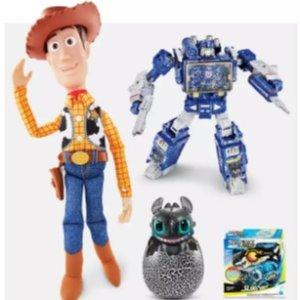 买2送1Target精选玩具特卖 超多玩具总动员4