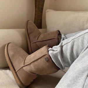 低至5折+免邮 注册赢取$1000!EMU Australia 九月赠豪礼 性价比雪地靴 舒适保暖必须拥有