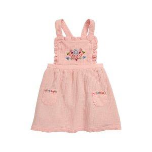 Mini Boden女童背带裙