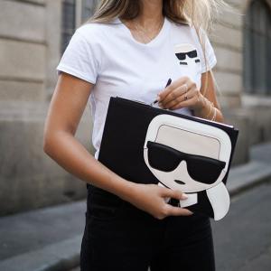 额外6.5折网络周开抢:Karl Lagerfeld Paris官网 全场鞋包、服饰折上折
