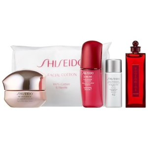 Limited Edition Shiseido Best Seller Set @ Sephora