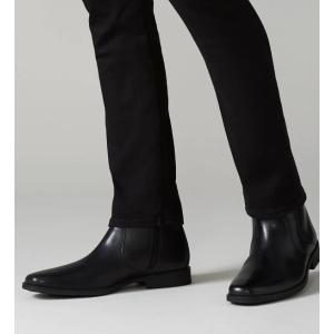 Clarks Tilden Up 男士切尔西靴子 特价,46号低至5.7折 其码数也有超低折扣