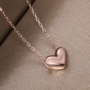 售价 $23.99Amazon 纯银爱心项链 送你一颗小心心
