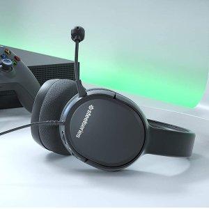 $44.99(原价$64.99)史低价:SteelSeries Arctis1 全平台游戏耳机