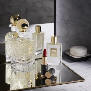 低至$55 + 送狂野淑女香水中样Kilian Paris 全场香氛美妆产品热卖 收超火雕花口红