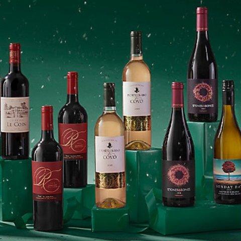 66% Off + Bonus GiftsGilt City WSJwine Holiday Collection
