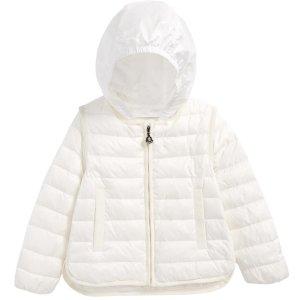 Moncler Girls Down Jacket Sale @ Nordstrom Up to 40% Off