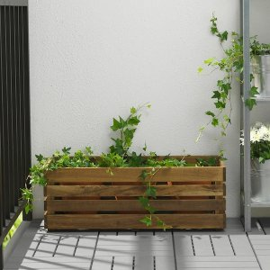 STJARNAN 长方形花池