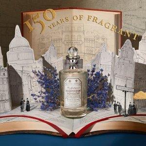 £375收圣诞日历+送正装洗手液Penhaligon's 150周年纪念圣诞日历登陆官网 圣诞礼盒同步上线