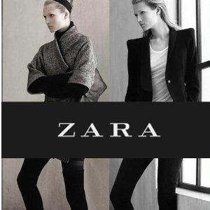 3折起 £6收BM风上衣ZARA 20镑以下白菜大盘点  毛衣、开衫、联名都有