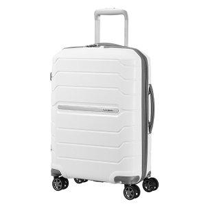 SamsoniteFlux - Spinner 登机箱 55 cm, 44 liters, White