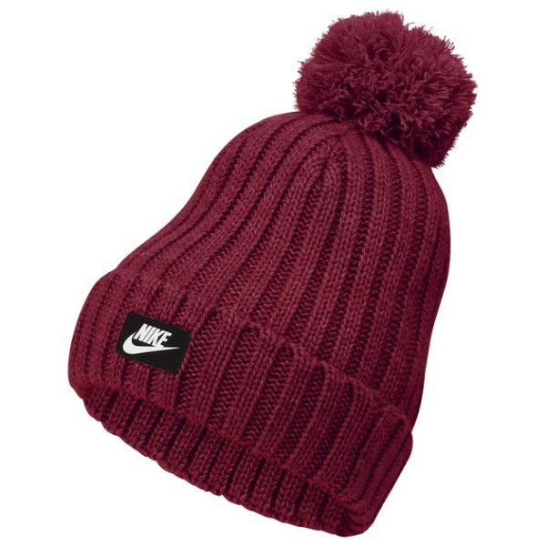 Cuffed Pom 针织帽