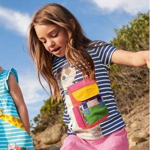 低至4折 保暖外套$27.99折扣升级:Mini Boden官网 季末大促,超美童装终于降价