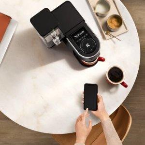 免费K-mini Plus胶囊咖啡机Keurig K-Supreme 新款智能胶囊咖啡机套装订购立享5折