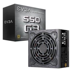 EVGA SuperNOVA 550 G3 550W 80+ Gold Modular PSU