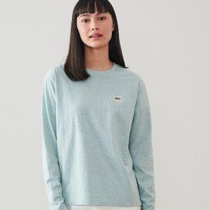 Roots买3免1 标价以66折计算女款长袖T恤