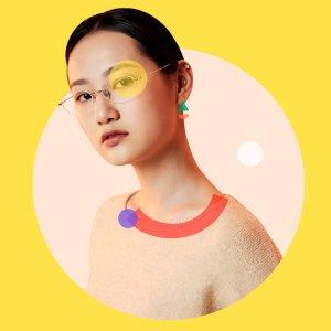 $98起送镜架+评论抽奖独家:Essilor镜片 Next Pair时尚眼镜 7.5折 包邮包税! 可报销