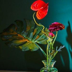 红掌人造花