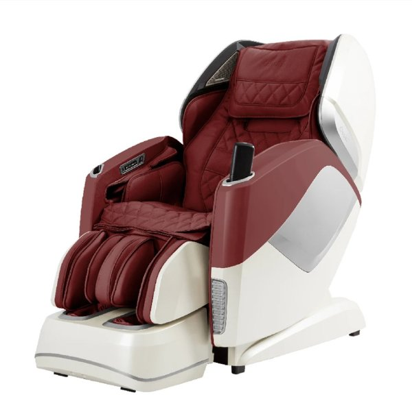 OS-PRO MAESTRO 高级按摩椅 红白色