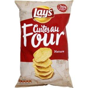 Lay's第2件半价=变相7.5折薯片