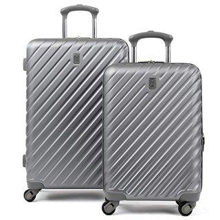 $129.99 (原价$410)Travelpro 硬壳行李箱2件套 20寸和24寸