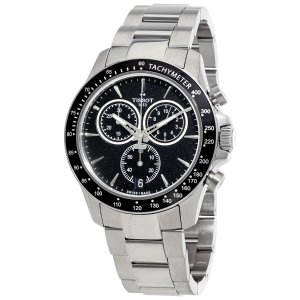 TissotT-Sport V8 Chronograph Black Dial Men's Watch T1064171105100
