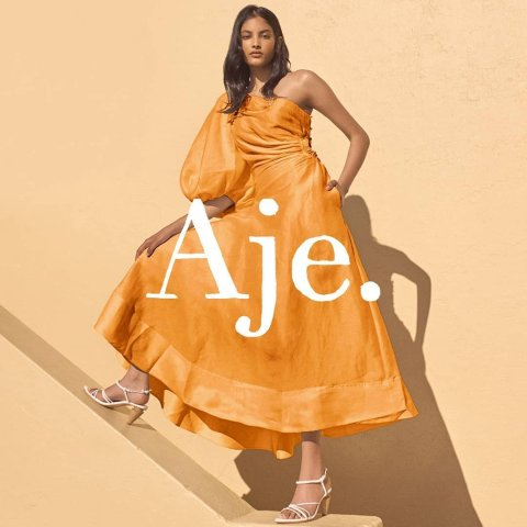 4.5折起 最高立减$350Aje 美衣热卖 澳洲小众极简品牌 海量美衣上新