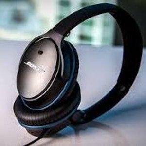 $125(原价$299)美亚史低,转运也划算海淘佳品:Bose Quietcomfort 25 主动降噪耳机 iOS版