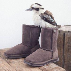 EMU Australia4/5/6码打折Platinum Stinger 雪地靴