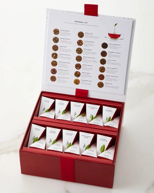 冬季节日特款茶包礼盒