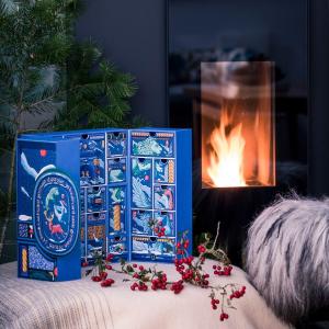 $622 全澳首发Diptyque 2020圣诞倒数日历 含4件正装、试管香、蜡烛