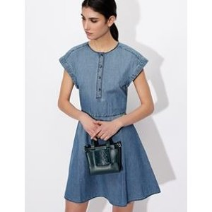Armani Exchange牛仔裙