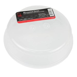 Chef Craft Classic Microwave Cover, 10 Inch